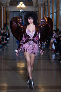 La robe Papillon de Seyit Ares - Fashion Week
